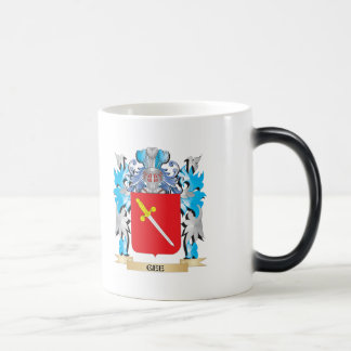 Gee Coat of Arms - Family Crest Coffee Mugs