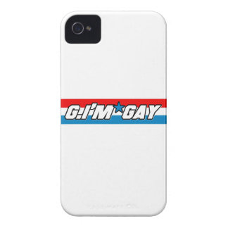 Gee, I'm Gay-Iphone4 iPhone 4 Case