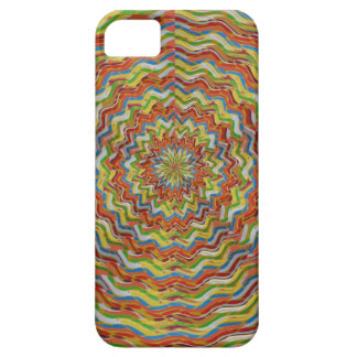 GEE SPOT Pleasure WAVES in GOLD; ENJOY SHARE iPhone 5 Cover