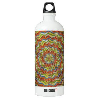 GEE SPOT Pleasure WAVES in GOLD; ENJOY SHARE SIGG Traveller 1.0L Water Bottle