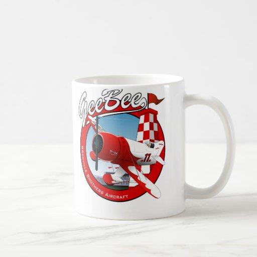 GeeBee R1 Coffee Mug