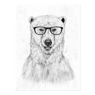 Geek bear post card