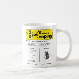 Geek Beekeeping (System Overview) - Mug