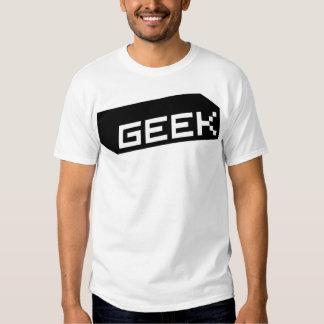 Geek - Black Tee Shirts