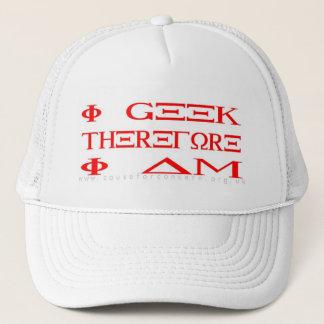 geek cap