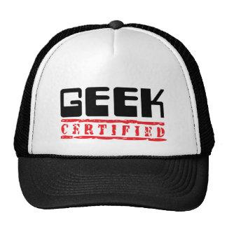 Geek Certified Trucker Hat