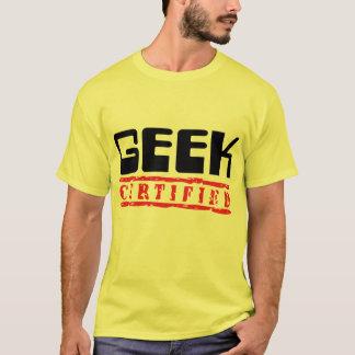Geek, Certified T-Shirt