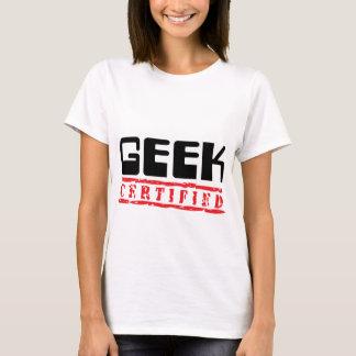 Geek Certified T-Shirt