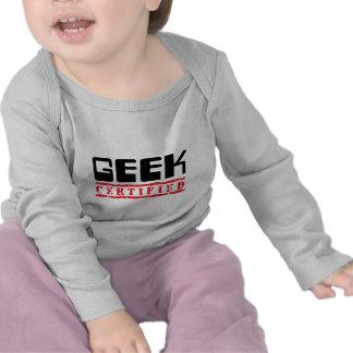 Geek Certified T Shirts