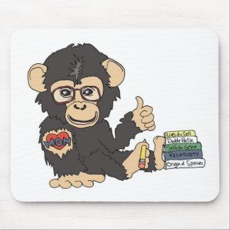 Geek Chimp Mouse Pad