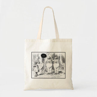 GEEK CLOTHING/alice secteye Tote Bag