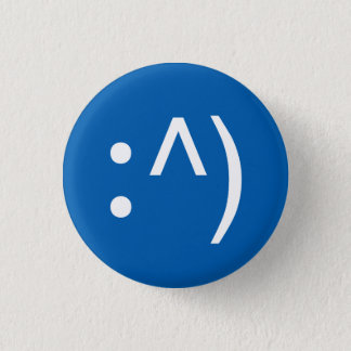 Geek Code Face Button
