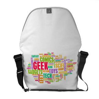 Geek Culture Commuter Bags