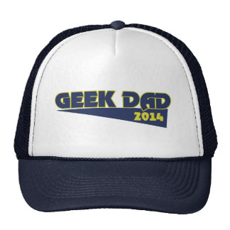 Geek Dad 2014 Cap