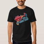Geek Dad Dark Colour Tee Shirt