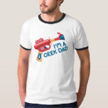 Geek Dad Tee Shirt