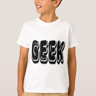GEEK! Dork Dweeb Nerd and Egghead Shirt