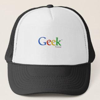 Geek Forever Trucker Hat