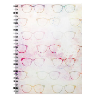 Geek Glasses Notebook