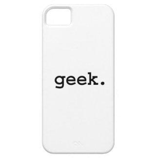 geek. iPhone 5 cover