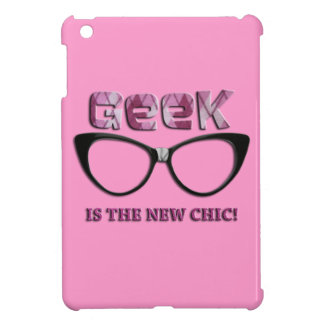 Geek is the New Chic iPad Mini Cover