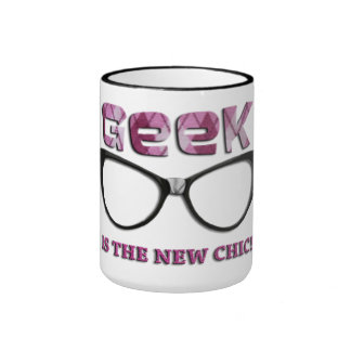 Geek is the New Chic Mugs