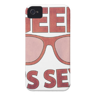geek it's sexy iPhone 4 Case-Mate case