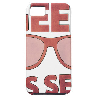 geek it's sexy iPhone 5 cover