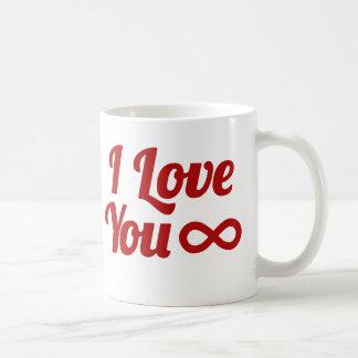 Geek Love Basic White Mug