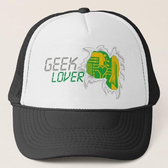 Geek Lover Trucker Hat