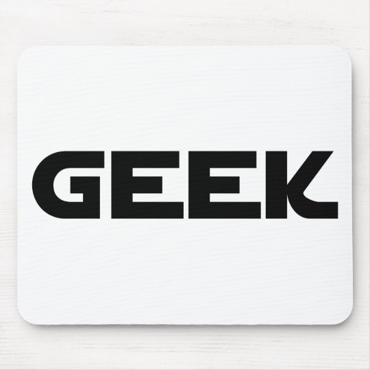 Geek Mouse Mat