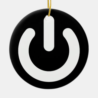 Geek Power Ideology Christmas Ornament