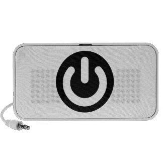 Geek Power Ideology iPod Speaker