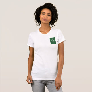 Geek Psalm and Scary Lawn Women's T-Shirt