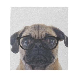 Geek Pug Notepad