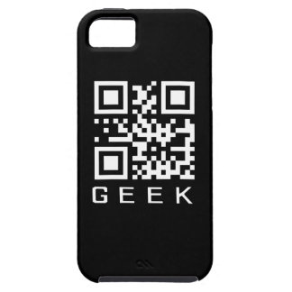 Geek QR Barcode Case For The iPhone 5