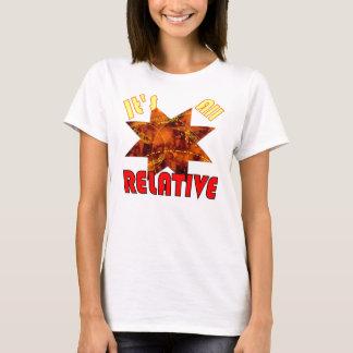 Geek science theory of relativity Einstein humor T-Shirt