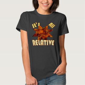 Geek science theory of relativity Einstein T-shirts