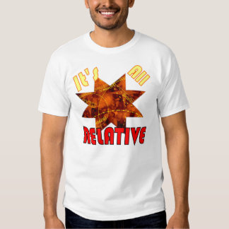 Geek science theory of relativity Einstein Tee Shirt