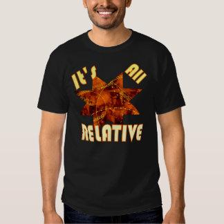 Geek science theory of relativity einstein tee shirts