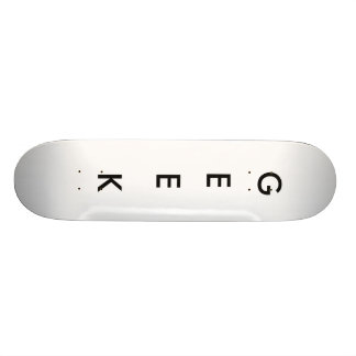 Geek Skateboard