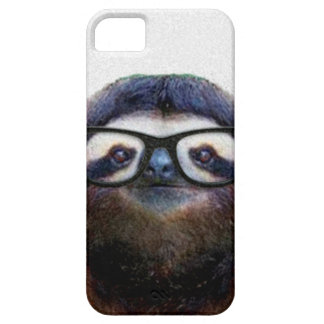 Geek Sloth Barely There iPhone 5 Case