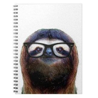 Geek Sloth Notebooks