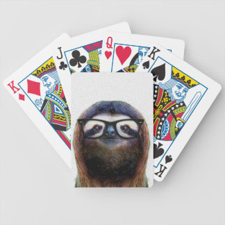 Geek Sloth Poker Deck