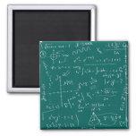 Geek Square Magnet