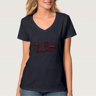 Geek Word Cloud T-Shirt