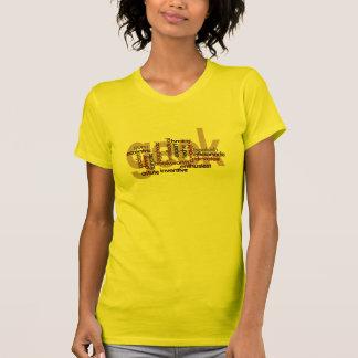 Geek Word Cloud Tshirt