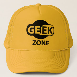 Geek Zone  ORIGINAL  Trucker Hat