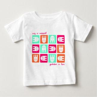 Geekdom is Love Baby T-Shirt