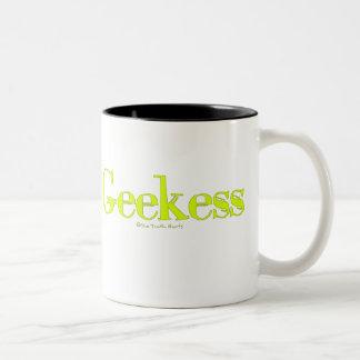 Geekess Mug